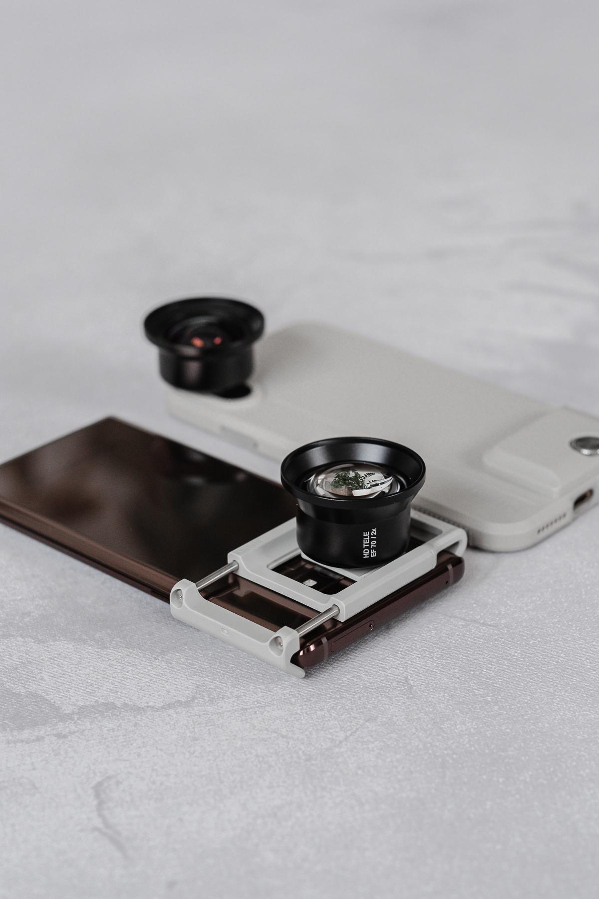 高階望遠鏡頭 HD Telephoto Lens