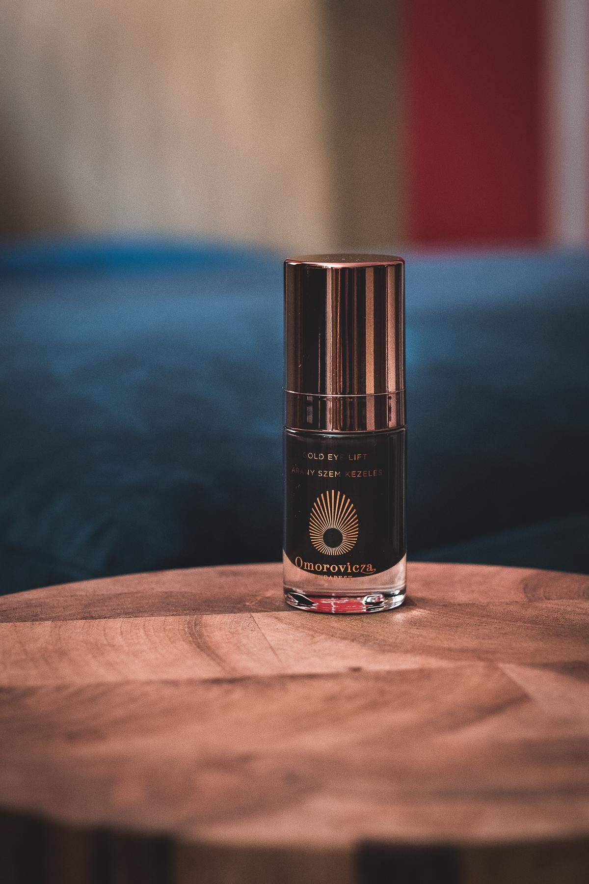 黃金拉提眼霜 - Omorovicza Gold Eye Lift