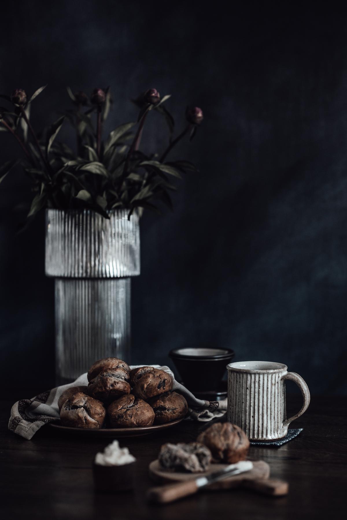 Blueberry Scone Breakfast - Fujifilm XT3 - Yes! Please Enjoy by Fanning Tseng-6.jpg