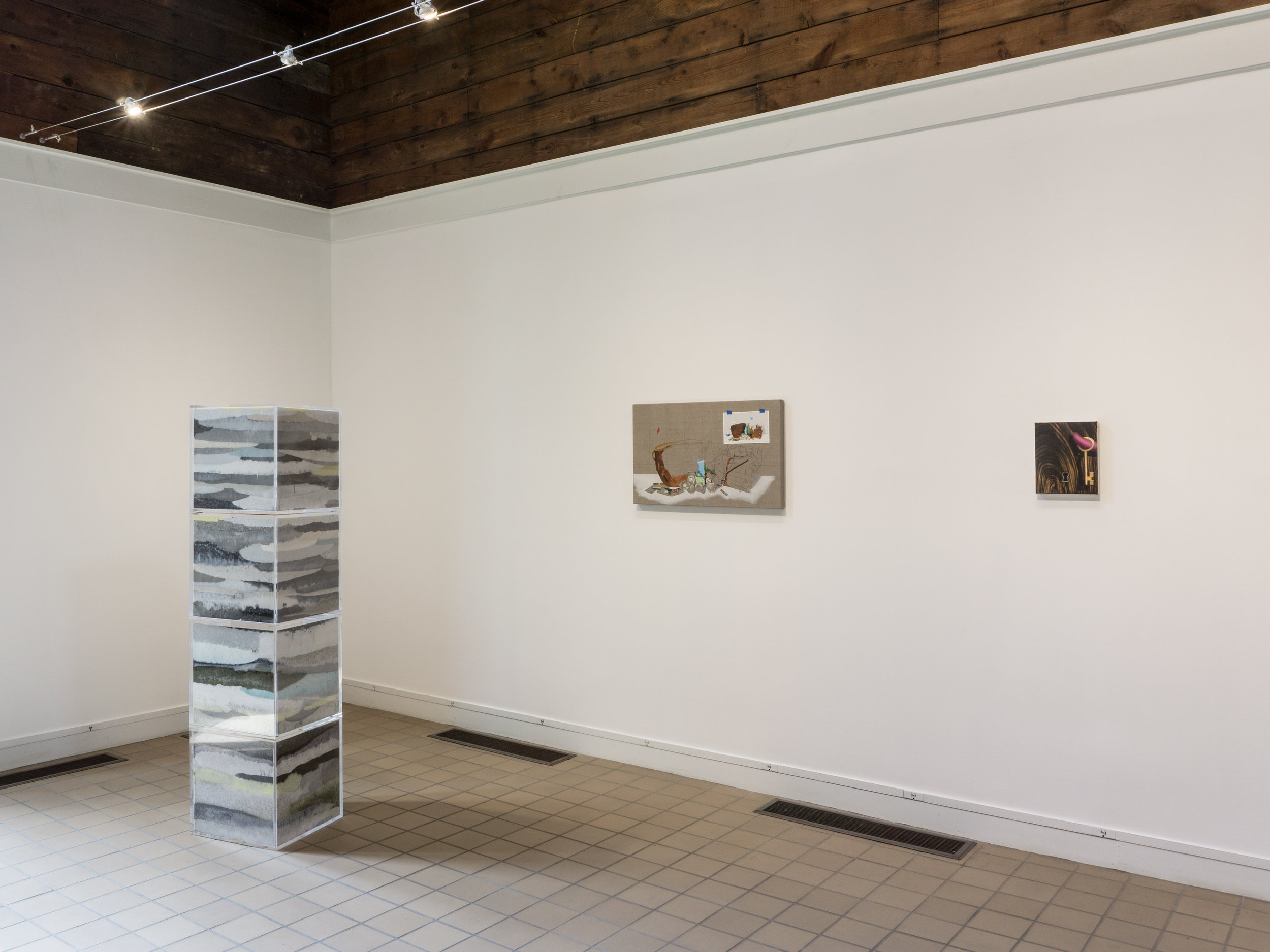 HOME/WORK, Installation view, JDJ | The Ice House, Garrison, NY, 2019