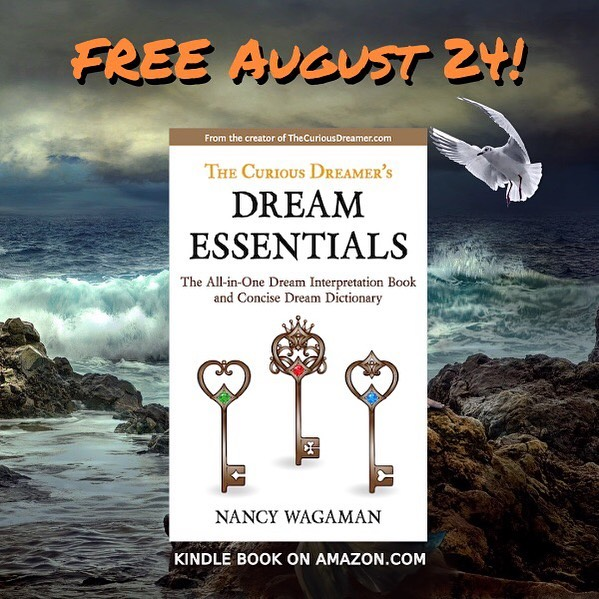 """FREE TODAY, Aug. 24! This Kindle book teaches step-by-step dream interpretation to unlock #dreammeaning. """"Easier than I ever imagined..."""" Get your copy and post a review! . https://amzn.to/2Wm1xX9 . . . . #free #freebie #freestuff #giveaway #freebies #freeebook #FreeOnKindle #Kindle #Amazon #KindleDeals #KindleBargain #gratis #instafreestuff #instafreebies #instafreebie #instafree #instagiveaway #AmazonDeals #freebooks #bargain #onsale #bookworm #booknerds #bookish #newbook #dreams #psychology #selfhelpbooks"""