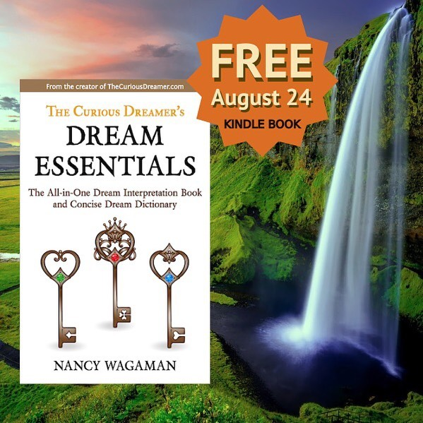 """This dream interpretation Kindle book is FREE TODAY ONLY! """"Easily the best book on the subject that I have ever read."""" Discover 11 keys to dream meaning. Free Aug. 24! . https://amzn.to/2Wm1xX9 . . . #freeebook #freeproduct #freestuff @free #AmazonDeals #Kindle #deals #freeebook #free #get #musthave #giveaway #dreams #dreammeaning #urgent #intuition #bebetter #nonfiction #bookreview #bookaddict #bookish #booklovers #bookaholic #readersofinstagram #goodreads #mind #learn #tips #howto"""