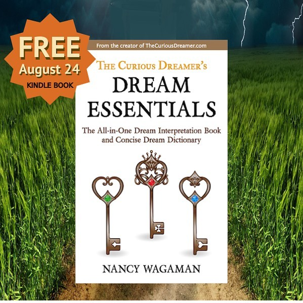 FREE AUG. 24 - Kindle book on dream interpretation - What messages do your dreams carry? Get your copy now! . https://amzn.to/2Wm1xX9 . . . . #free #freebie #freestuff #giveaway #freebies #freeebook #FreeOnKindle #Kindle #Amazon #KindleDeals #KindleBargain #gratis #instafreestuff #instafreebies #instafreebie #instafree #instagiveaway #AmazonDeals #freebooks #bargain #onsale #bookworm #booknerds #bookish #newbook #dreams #dreammeaning #psychology #selfhelpbooks