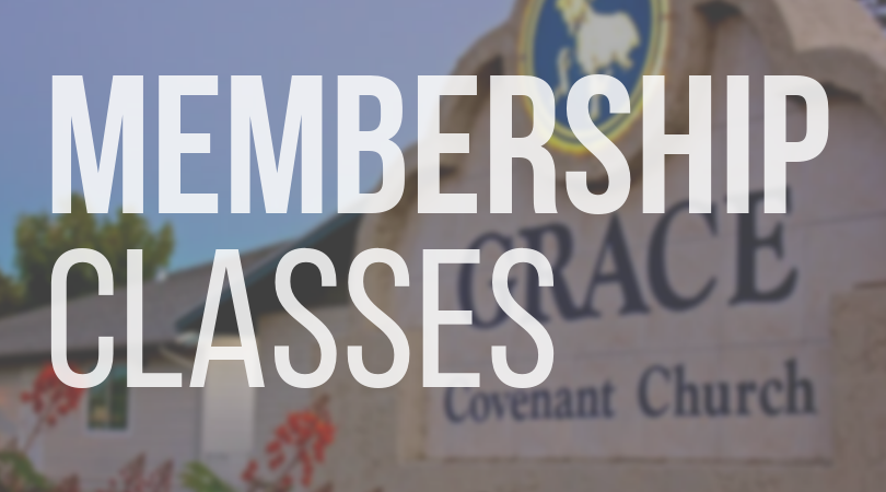 GCC Membership Classes