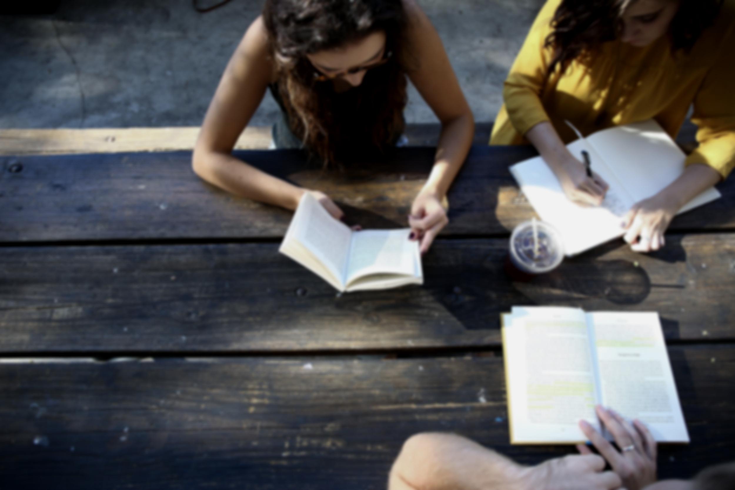 women's book study -
