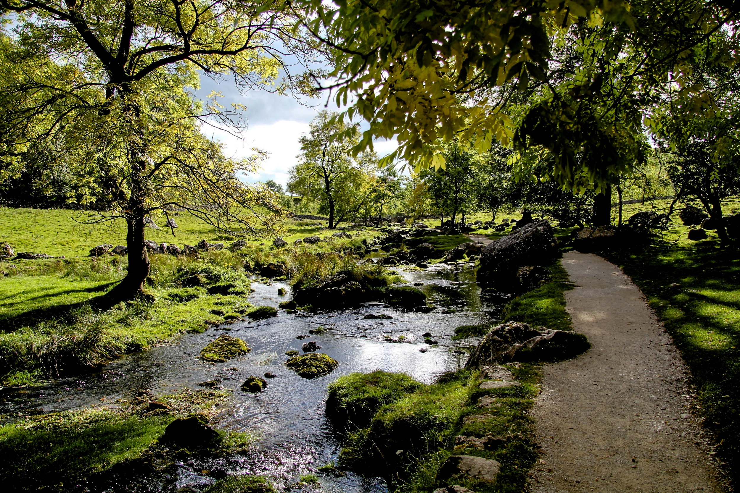 The Yorkshire Dales in Spring