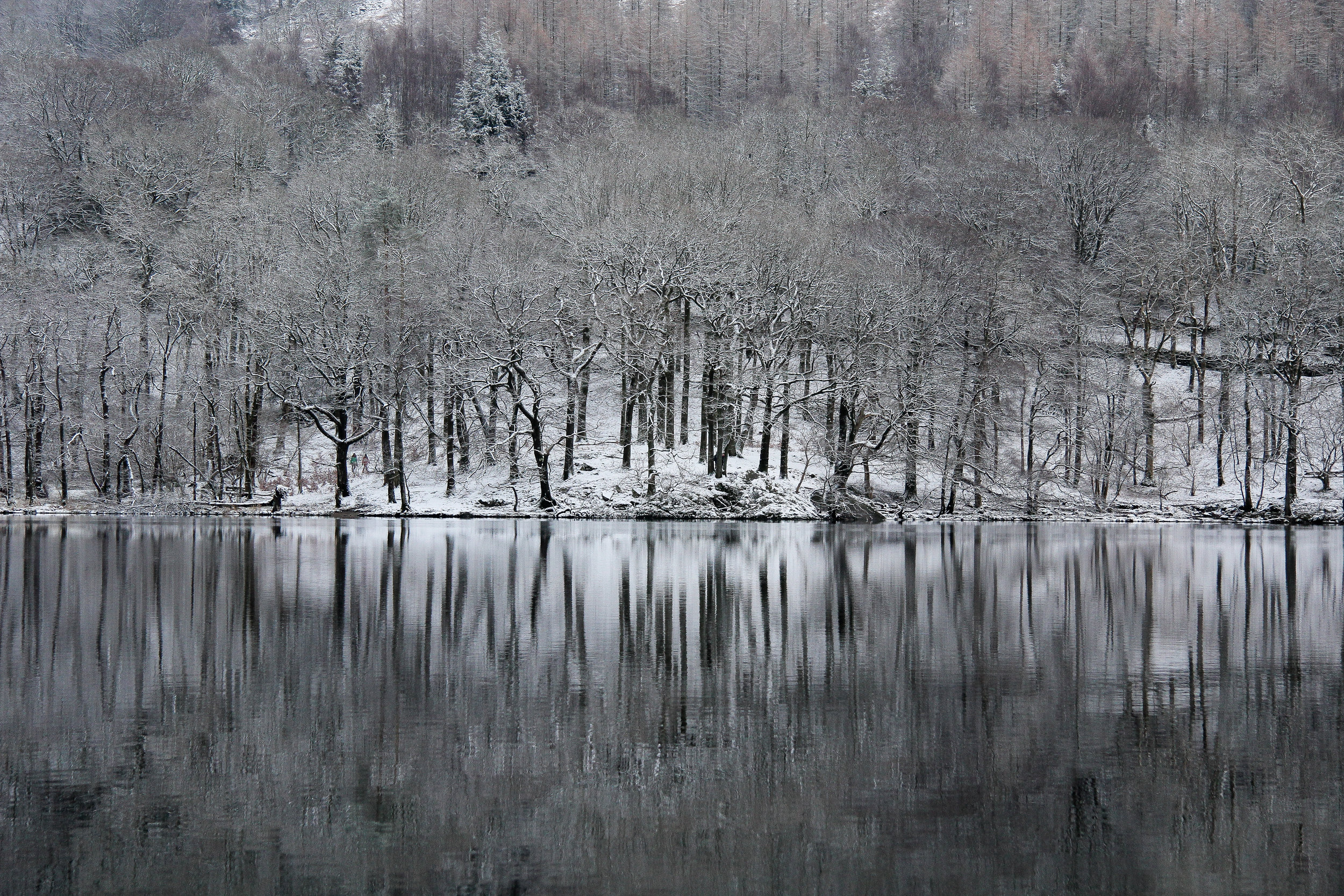 Reflections at Rydal Water