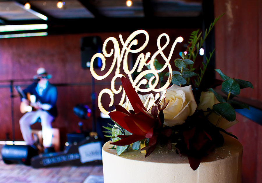 Are your newly weds to be know as Mr & Mrs - or something else? Photo by Sophia Doellstedt