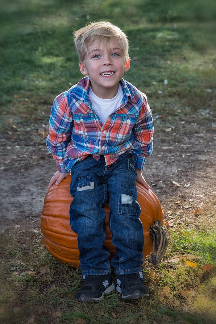 Jaxson, 5 years old