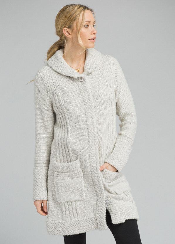 Elsin Sweater Coat - FABRIC DETAILS28% Organic Cotton / 24% Nylon / 20% Acrylic / 20% Polyester / 8% Wool