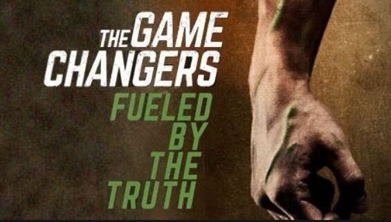 The Game Changers - DOCUMENTARY ABOUT MEAT, PROTEIN AND STRENGTH