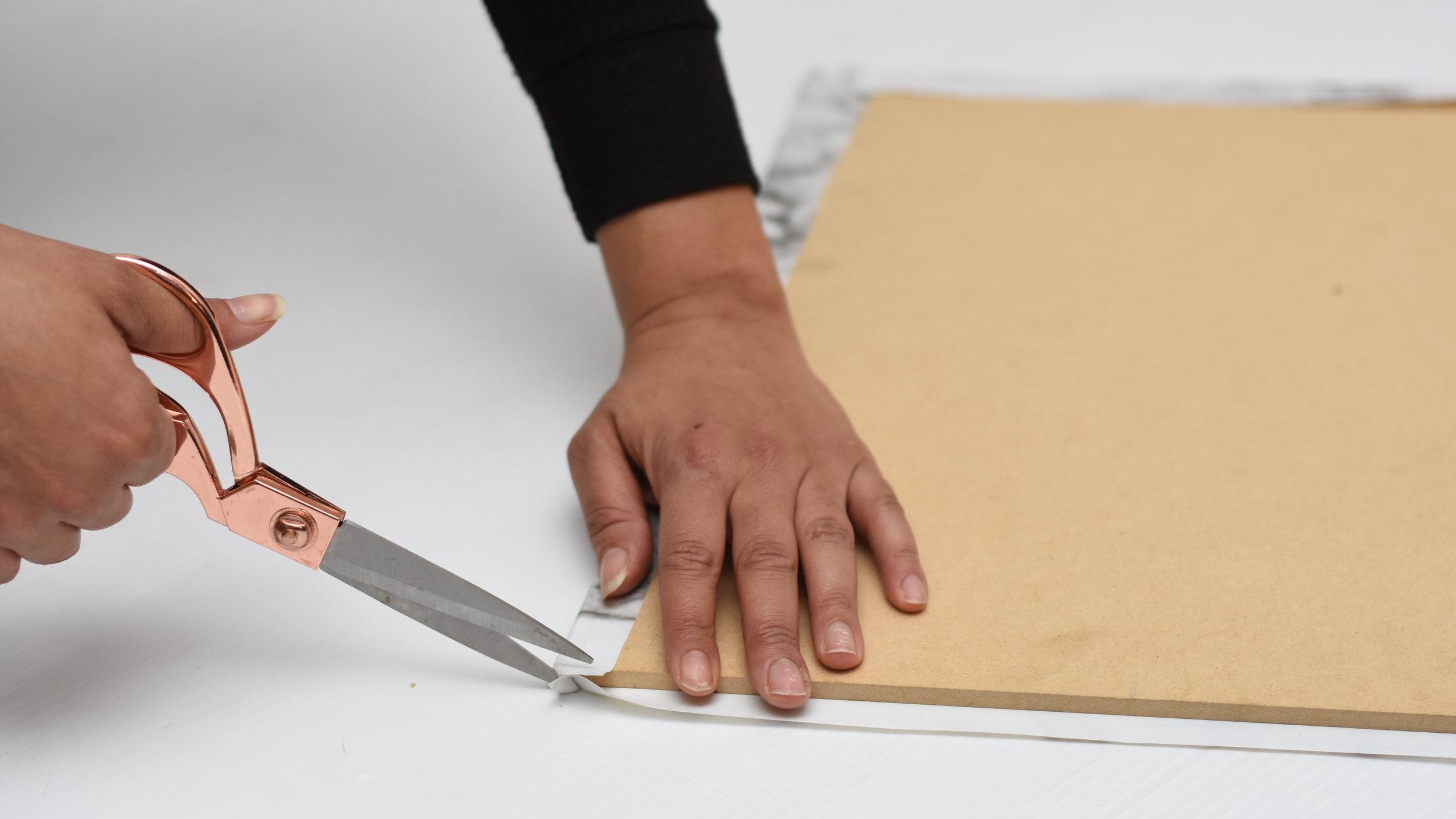 diagonal cuts