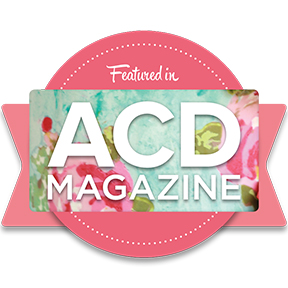 Buttercream pomegranate tutorial featured in the  August 2018 Issue of American Cake Decorating Magazine