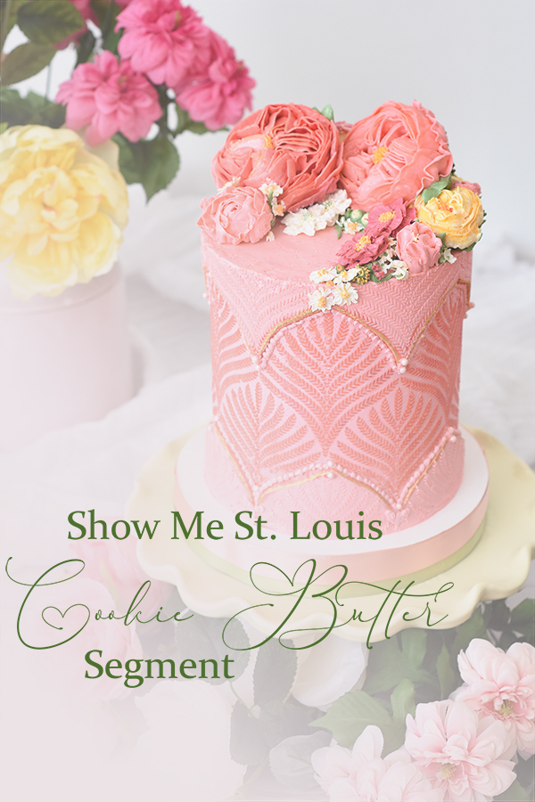 Live Cookie Butter Cake Demonstration on KSDK Show Me St. Louis , Click  here  to watch
