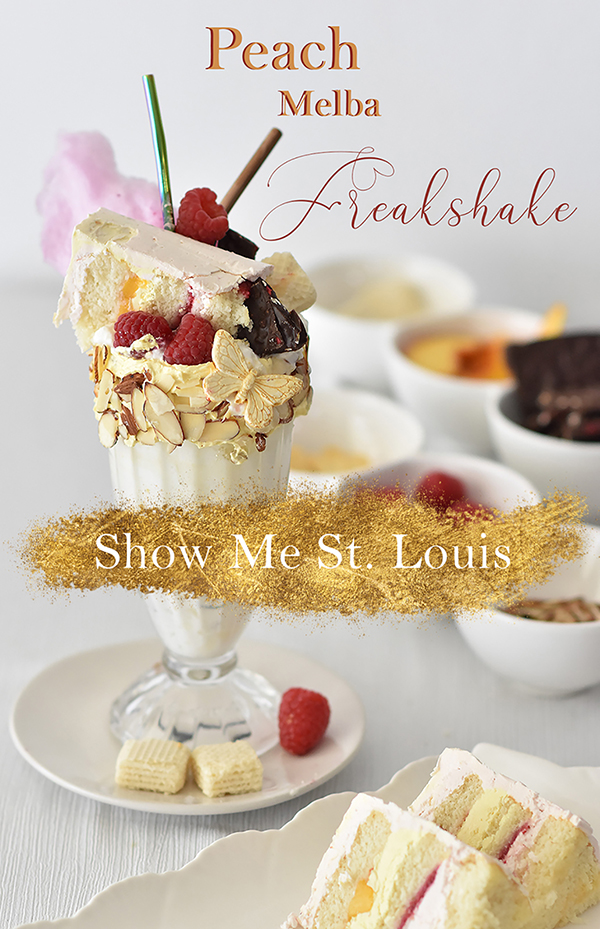 Live Freakshake demonstration on KSDK Show Me St. Louis. Click  here  to watch, find  FULL RECIPE HERE