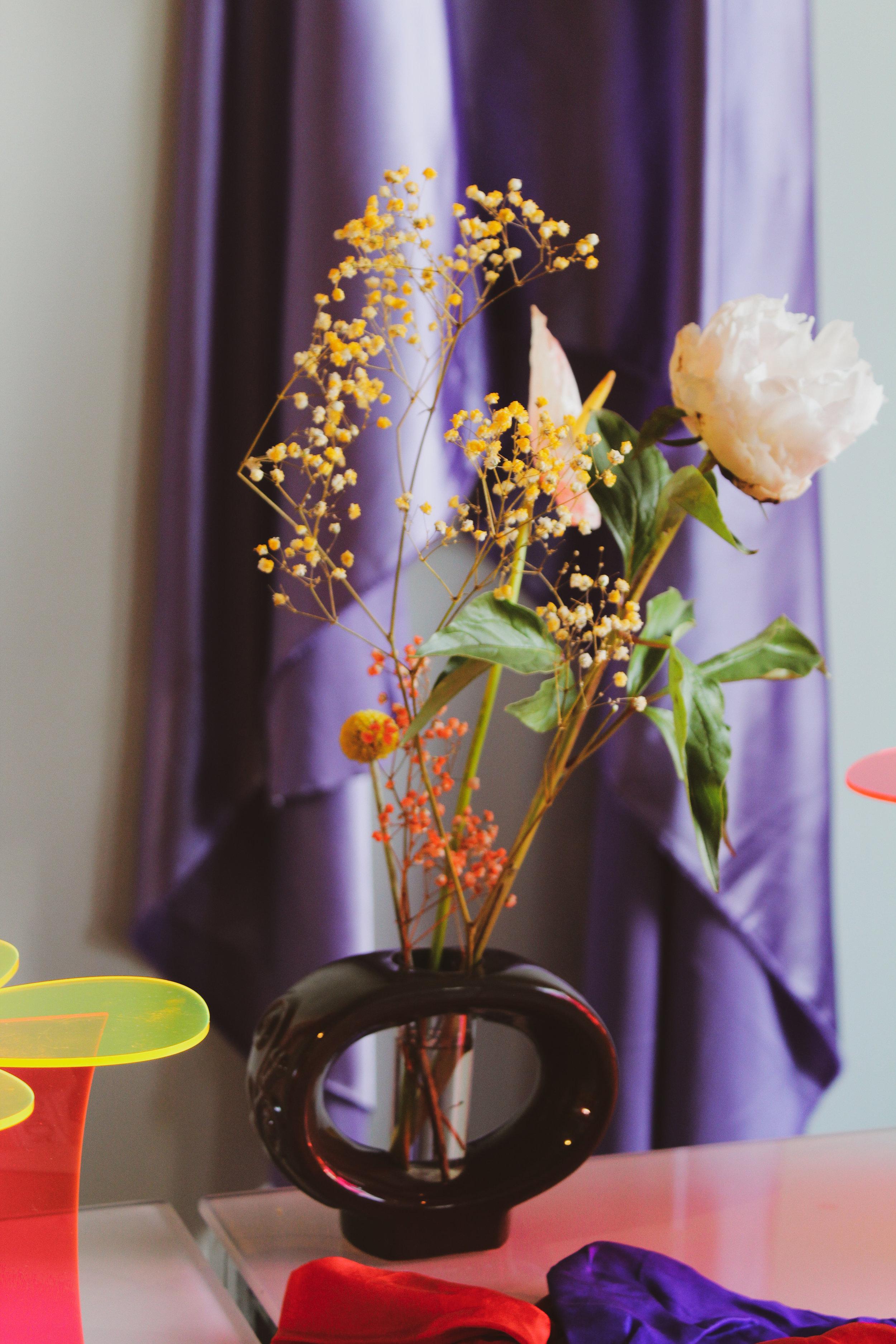 CCC © Still Life Flower Arrangement