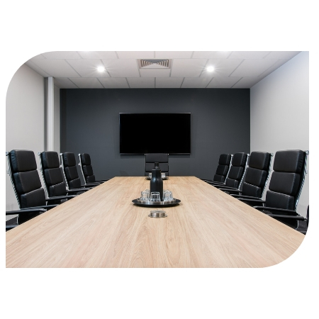 Meeting Spaces - Board room and meeting room hire in the best locations statewide. We offer everything from just a room through to a full serviced offering, including catering, whiteboards, projectors and bespoke services.