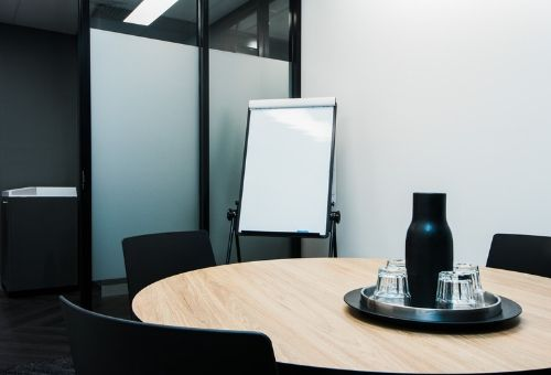 Meeting Room Hire - A range of unique, engaging meeting rooms for hire. Hire by the hour for standard meetings or longer term for projects. Catering, whiteboards, projectors and other services available.