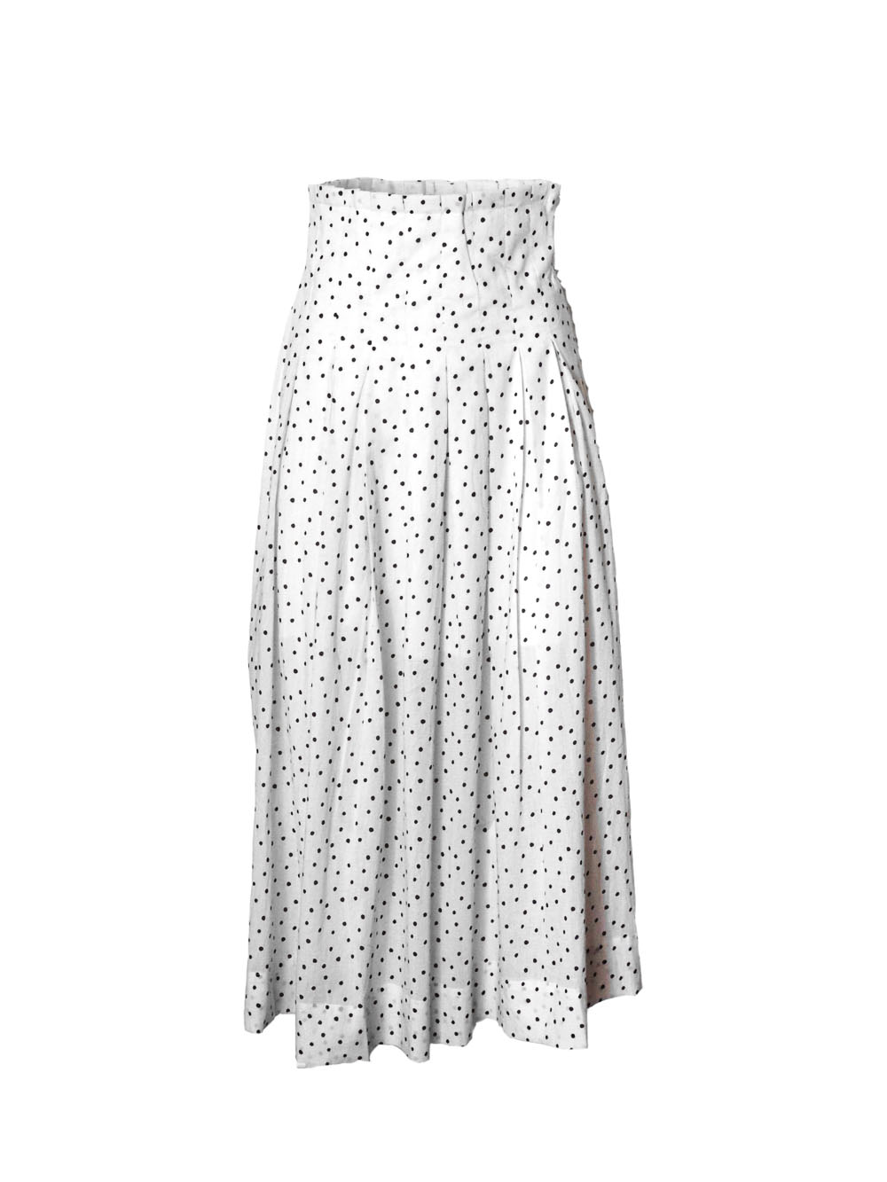 Ajaie Alaie Cookies & Cream Midi Skirt.jpg