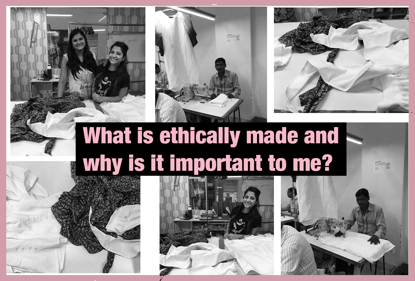 Ethically made who made my clothes upcoming designer
