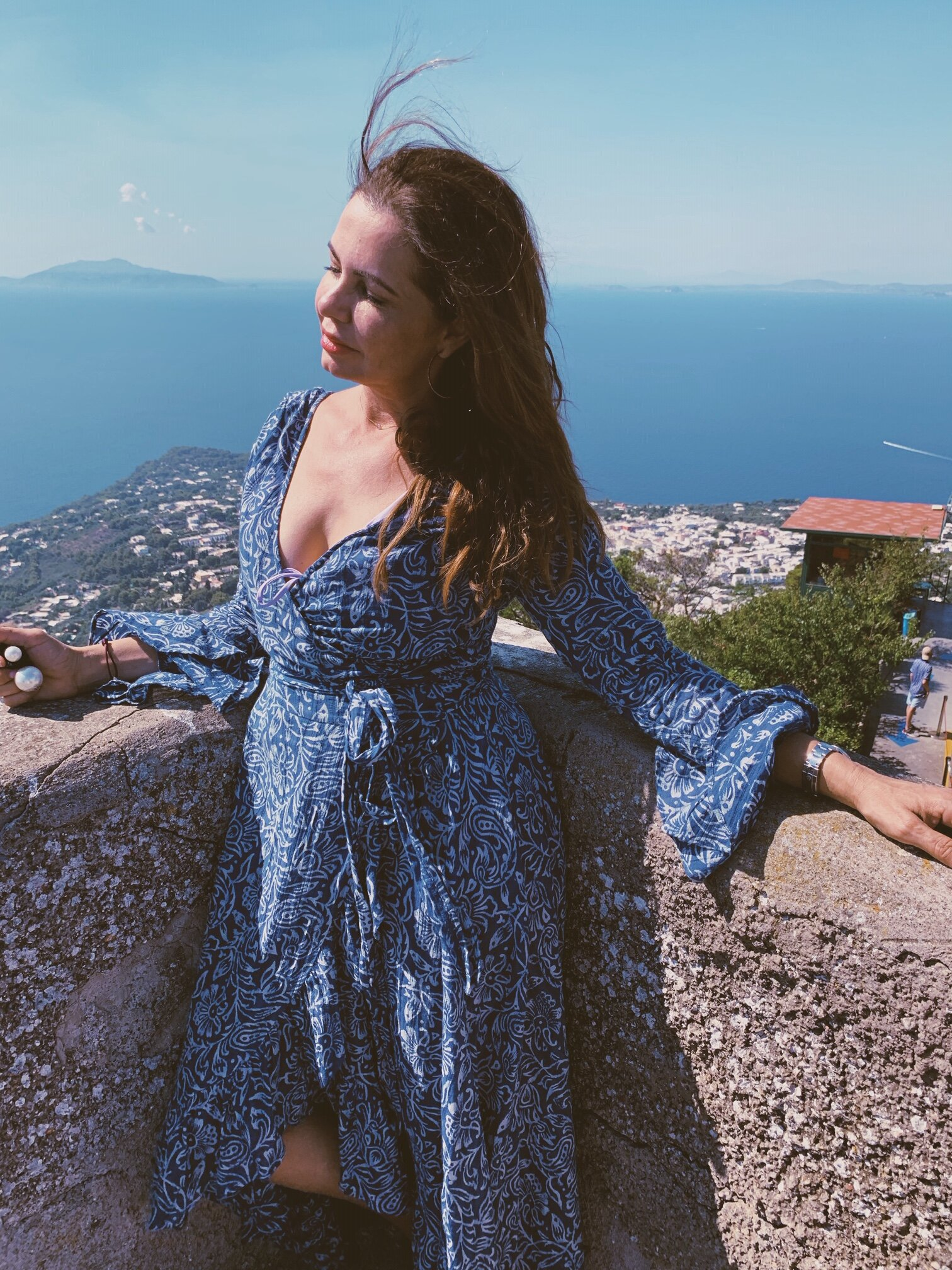 Hortencia Dress - Summer Might Be Gone But This Dress lives On And On…