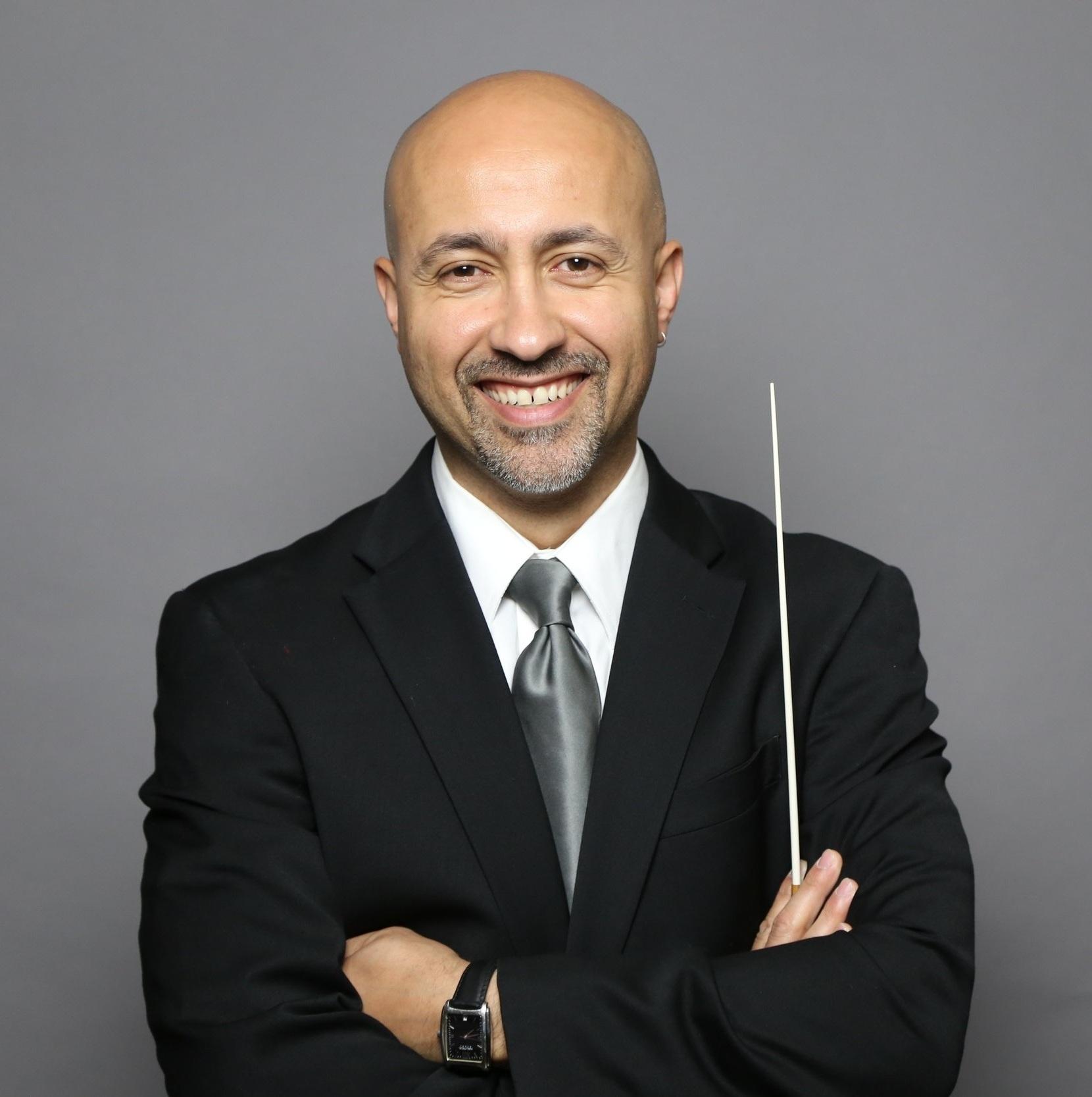 José Delgado - Director de coroletrista
