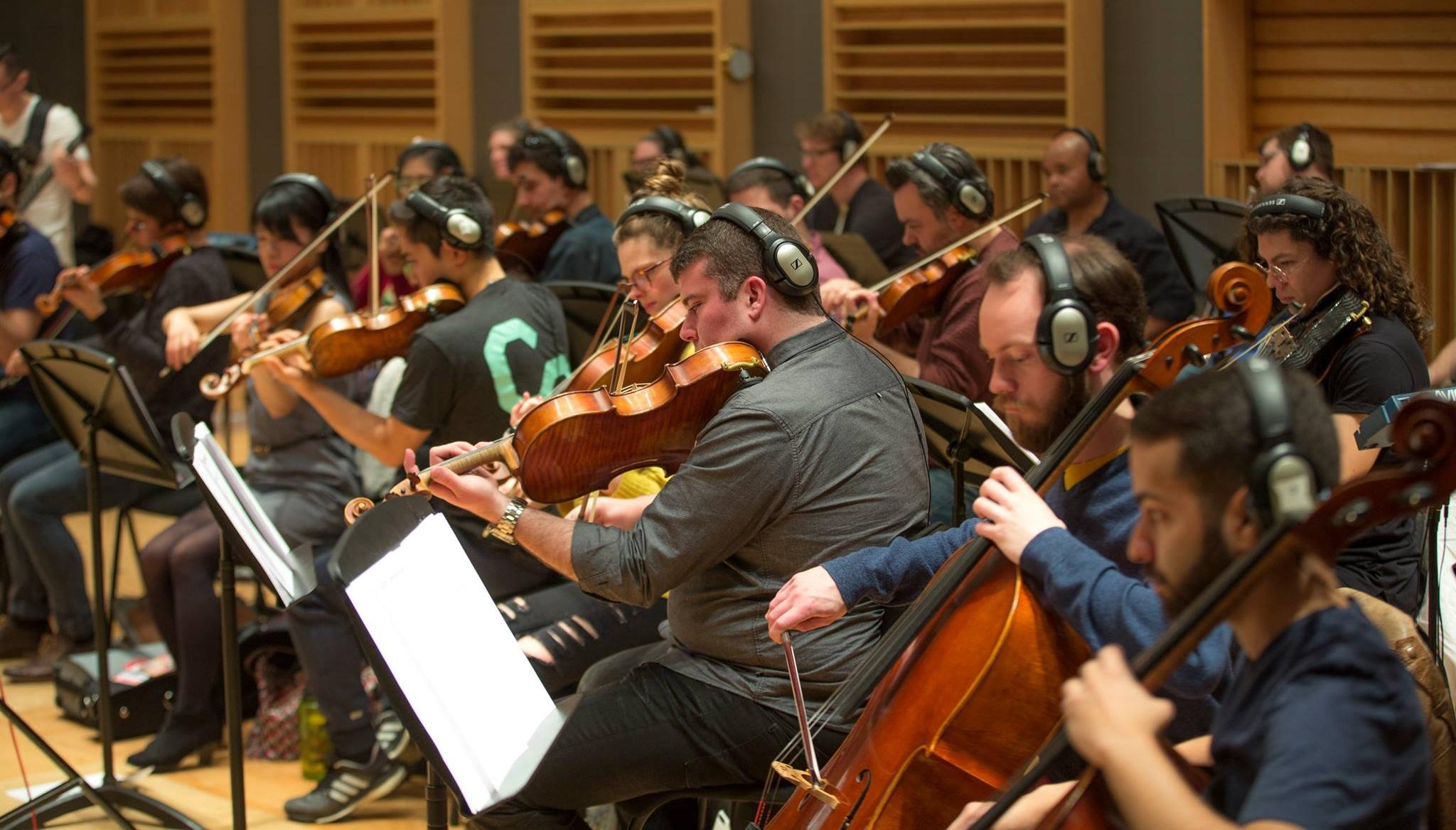 交响乐团 -