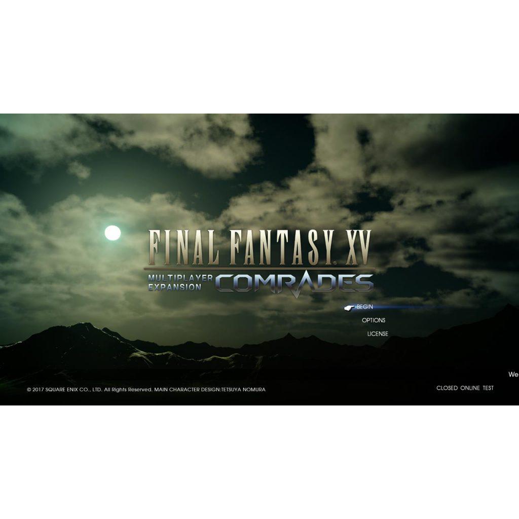 Final Fantasy XV : Comrades
