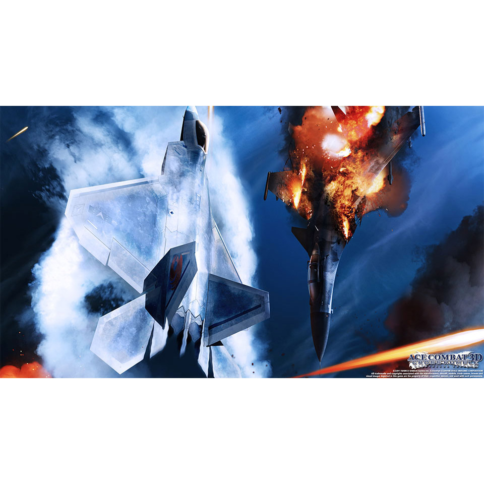 Ace Combat 3D Cross Rumble