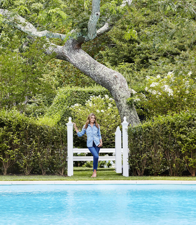 Ben Fink Shapiro - Aerin Lauder hamptons pool.jpg