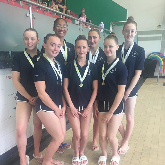 Congratulations to the 13-18 combo team 1st In Warwickshire's and invitational