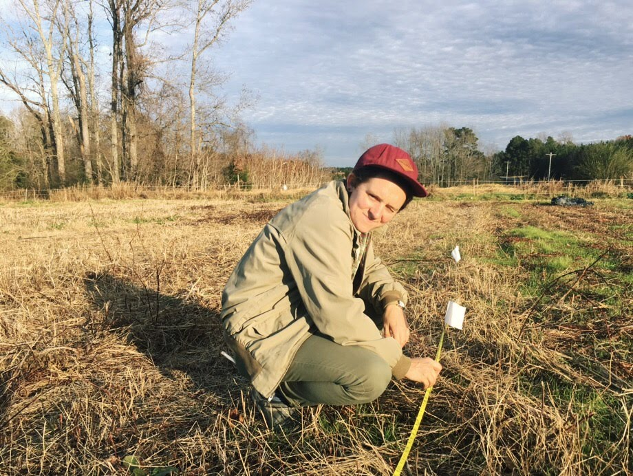 Get to know your farmer - Marge started Good Rhythm Farm to serve the Triangle community with fresh, nutrient-dense vegetables and herbs grown sustainably.