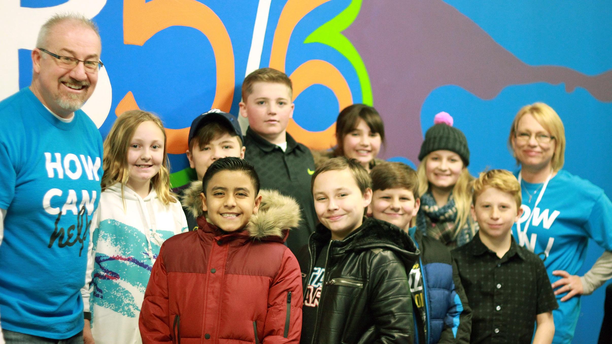 Club 565th & 6th Grades -
