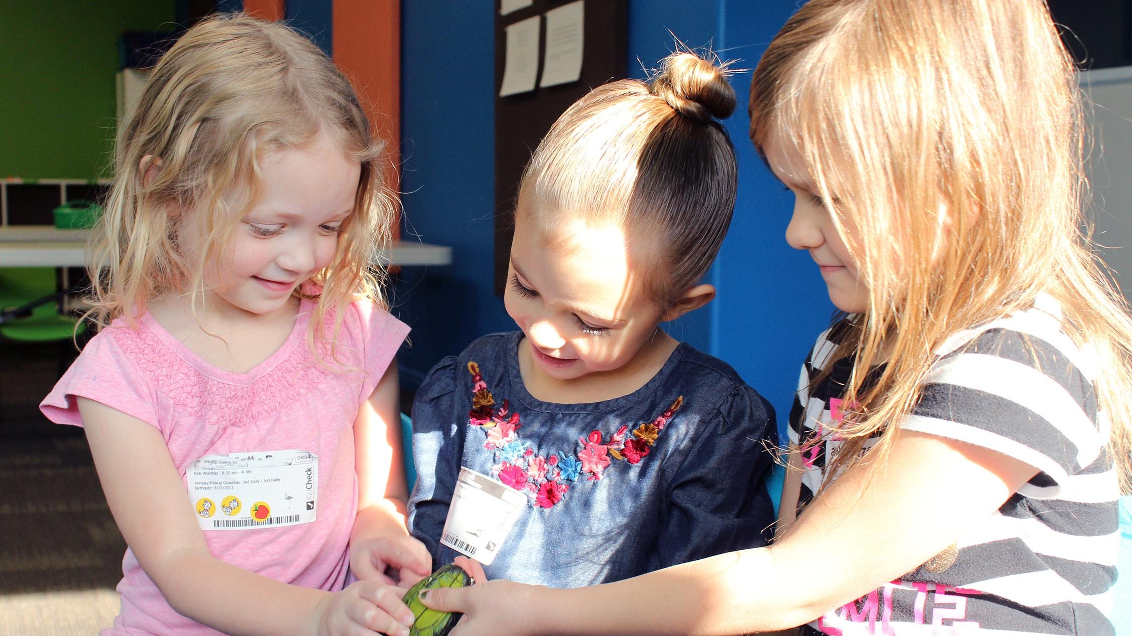 Beginning Explorers4 Years - Kindergarten -