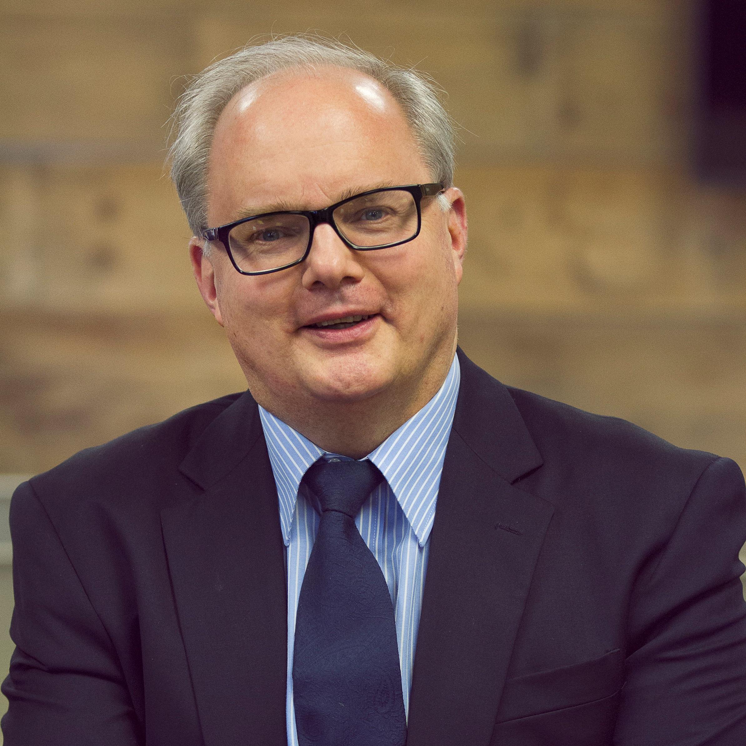 Dave Helriegel - Lay Elder