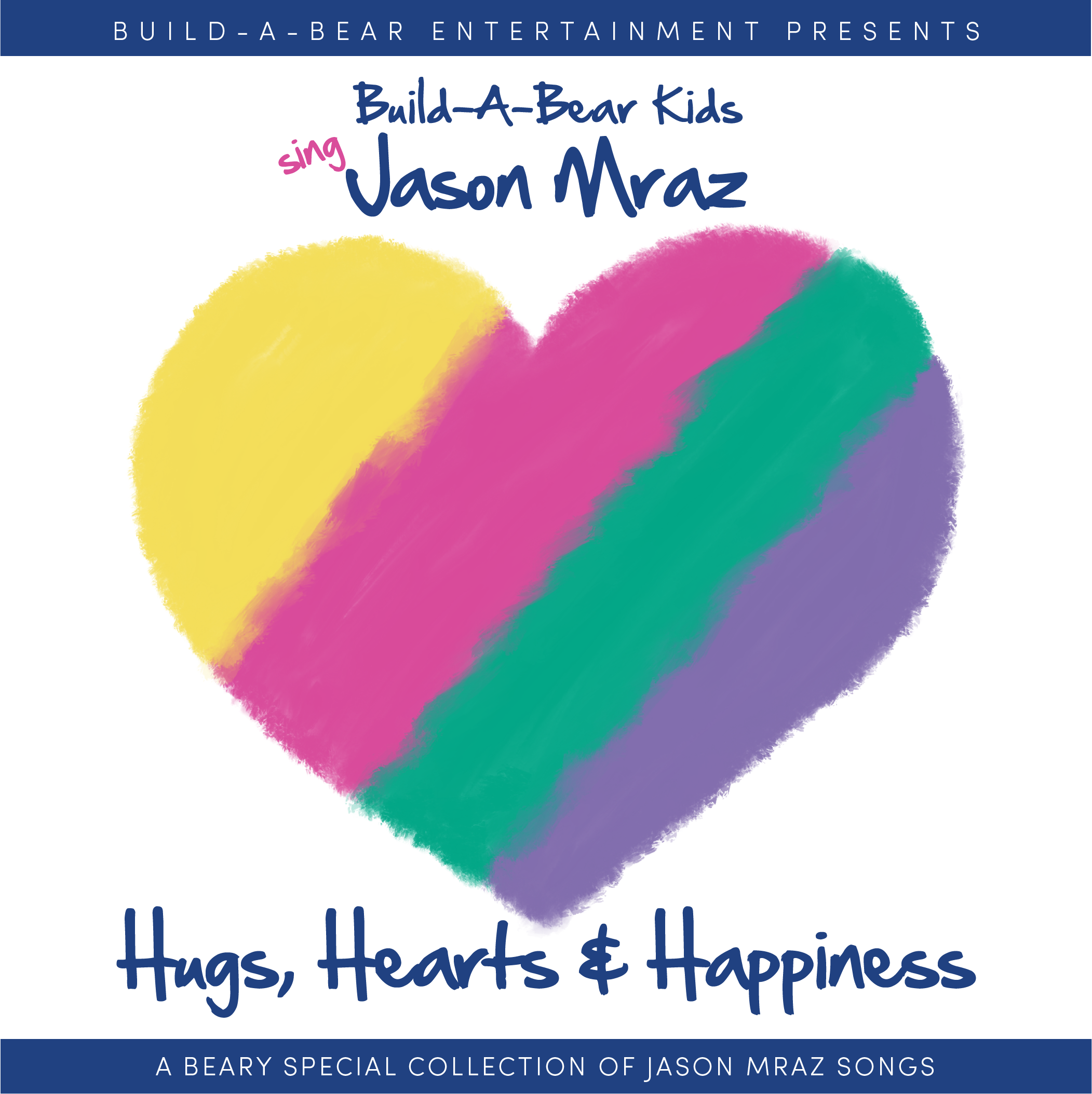 Build-A-Bear Workshop & Jason Mraz -