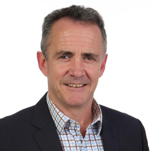 Richard Barge - Deputy Chair, NZHIA