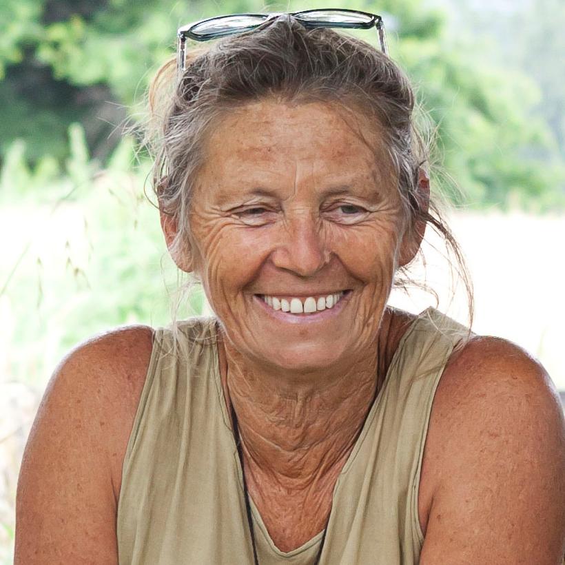 Kay Baxter - Co-founder, Koanga institute