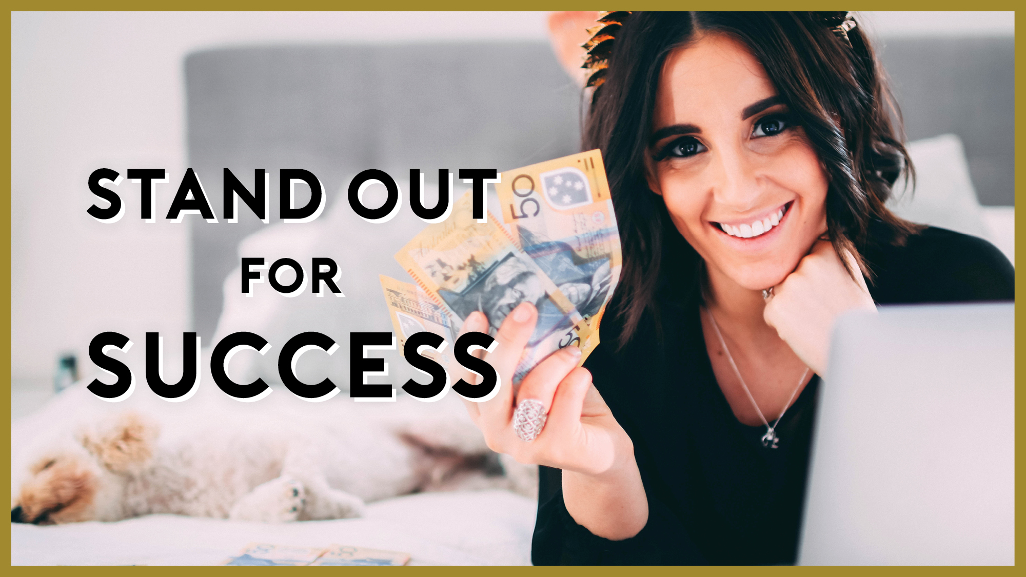 Stand out For Success - Stand out for Success is a Personal Branding Project designed to get help you take action on the specific areas of business and marketing that will help you stand out and get noticed by your audience, potential clients, network and industry.