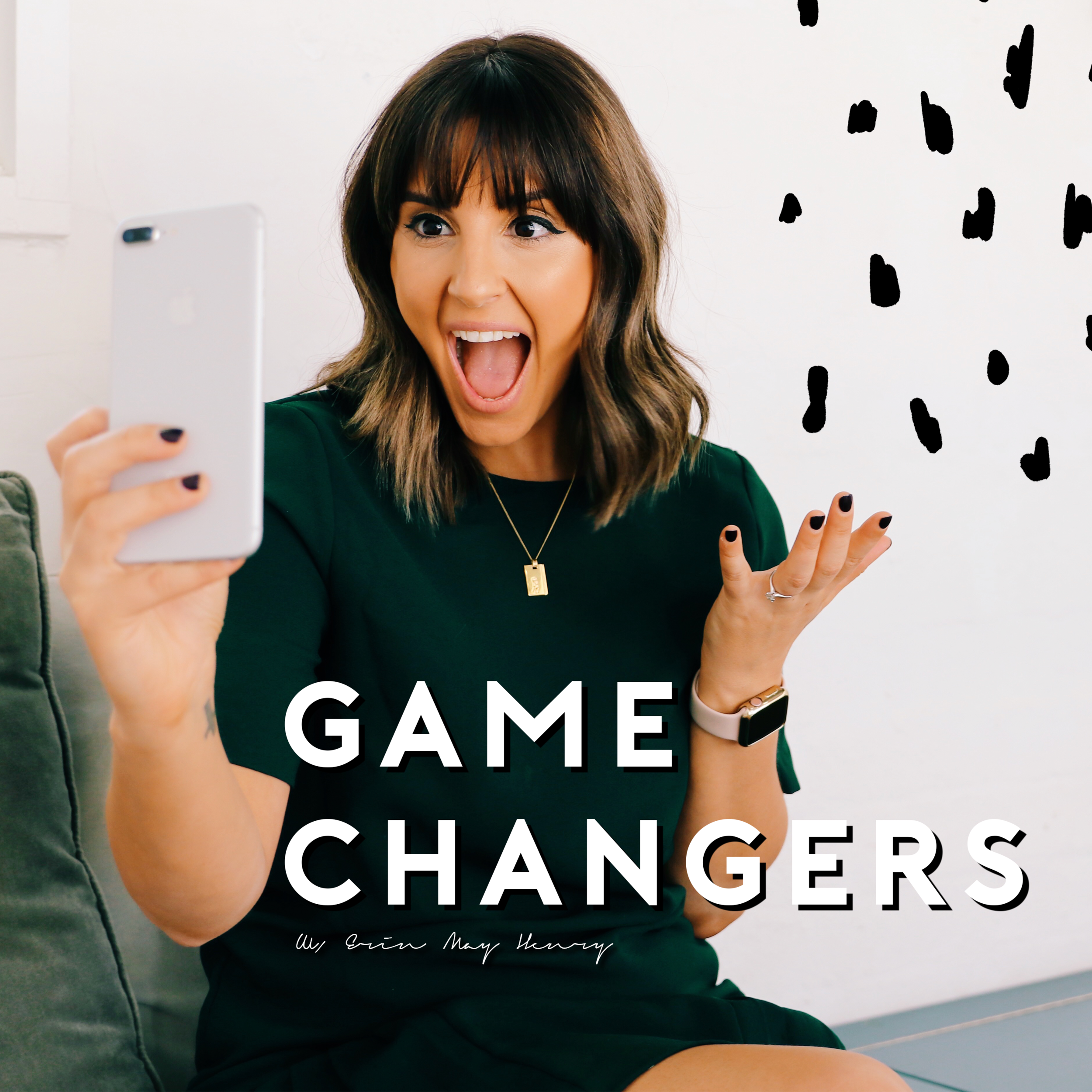 We're back for Season Two! - Be sure to screenshot this episode and share on social media to let us know your thoughts: @gamechangercompany @erinmayhenry @galadarling