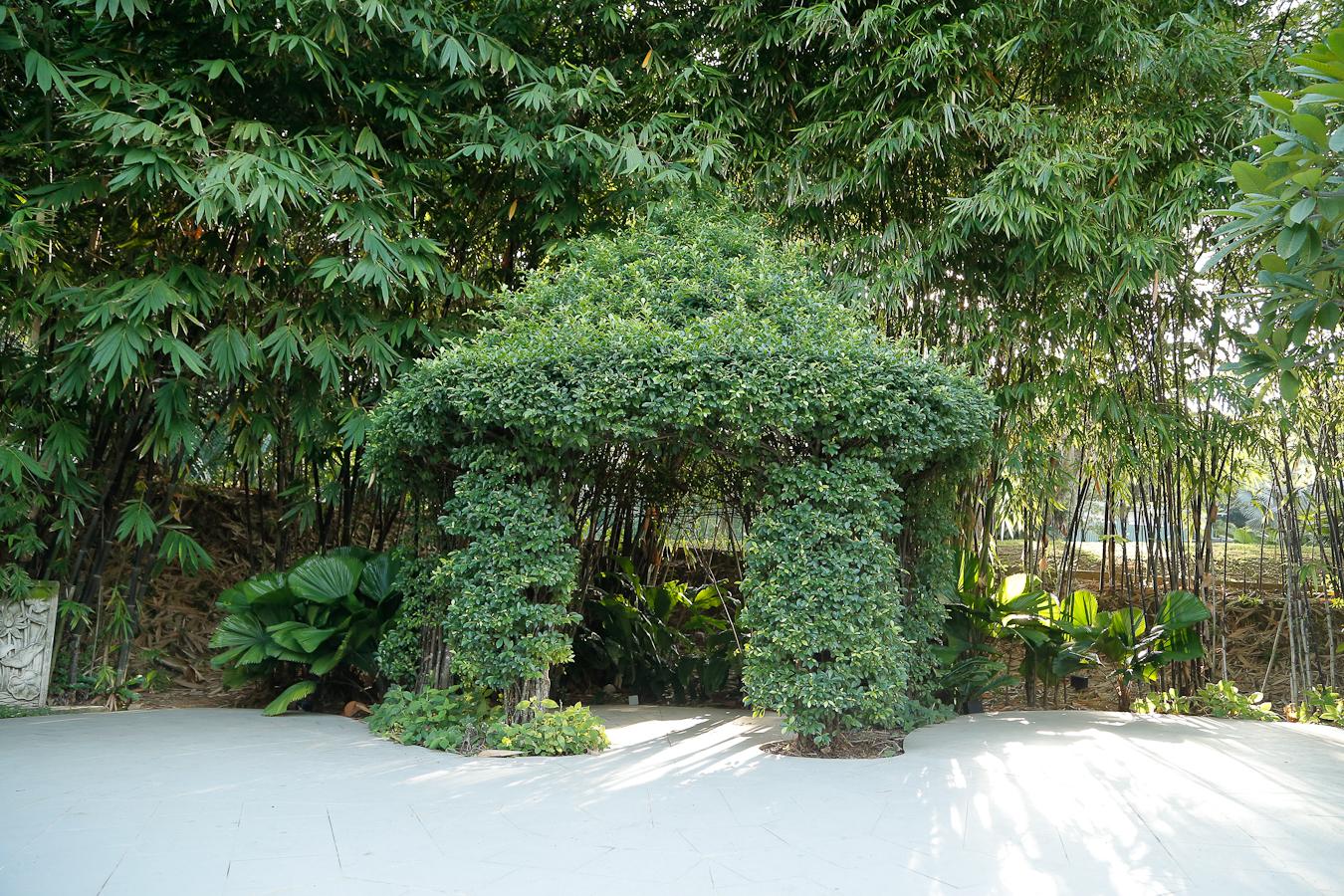 Balinese Garden -