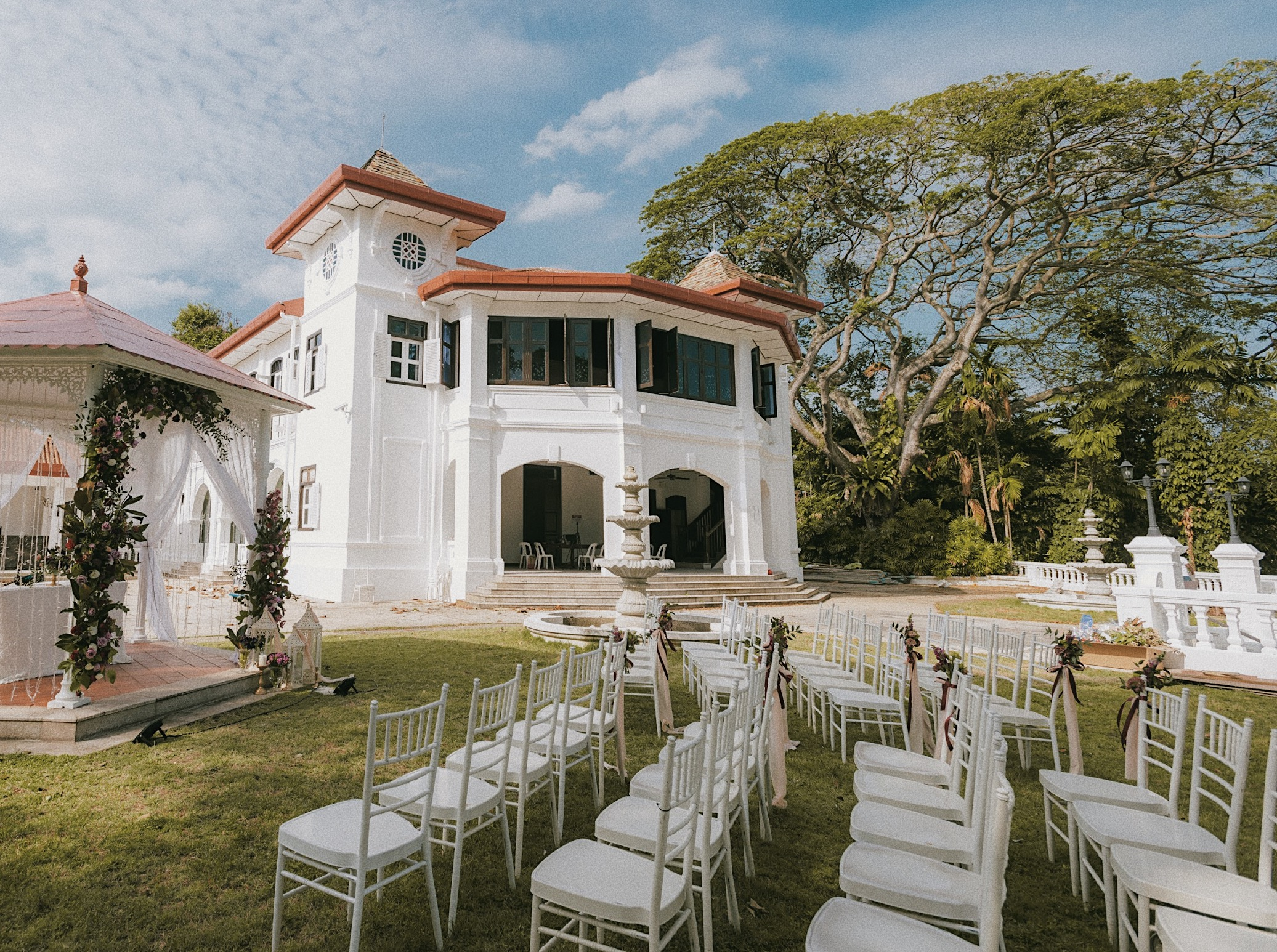 THE ALKAFF MANSION - TELOK BLANGAH