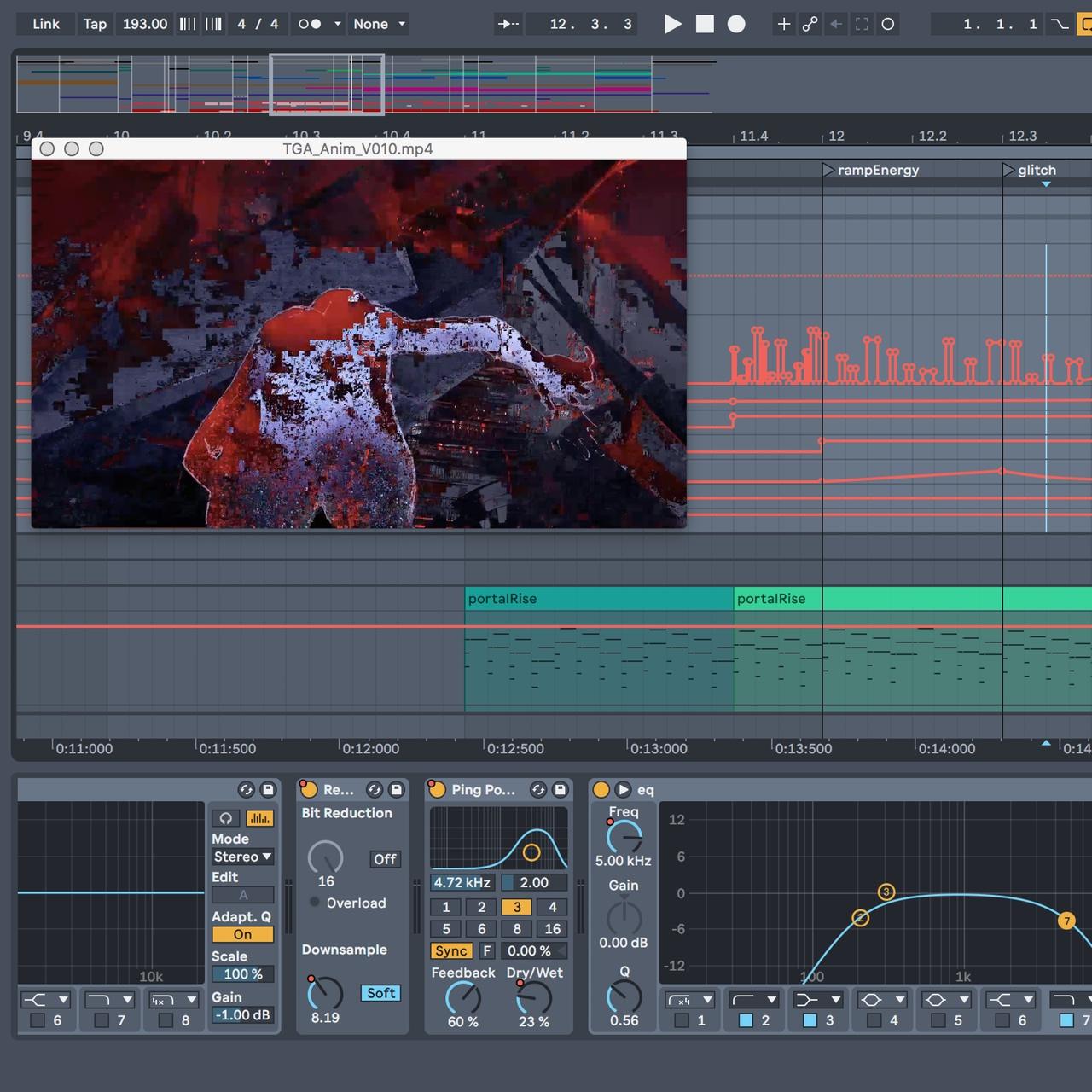 Sound Design & Composition - Music / SFX / Foley