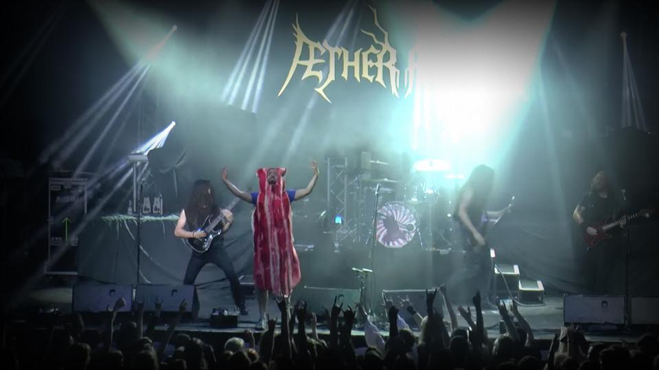 Æther Realm - Live at Barba Negra (Budapest, HU)