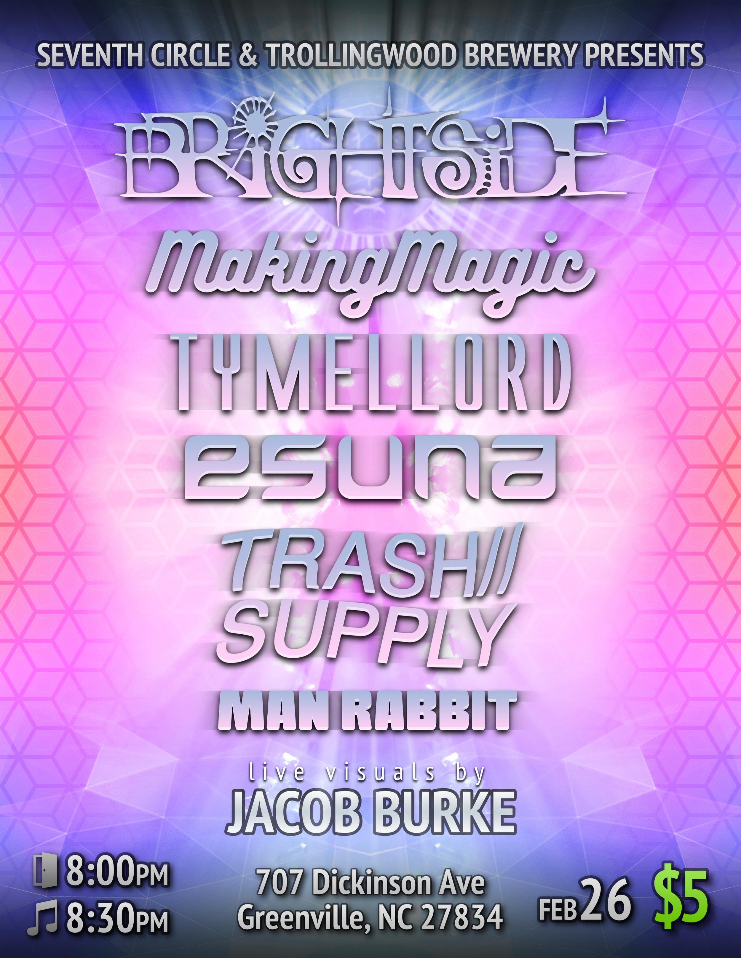 Brightside @ Trollingwood