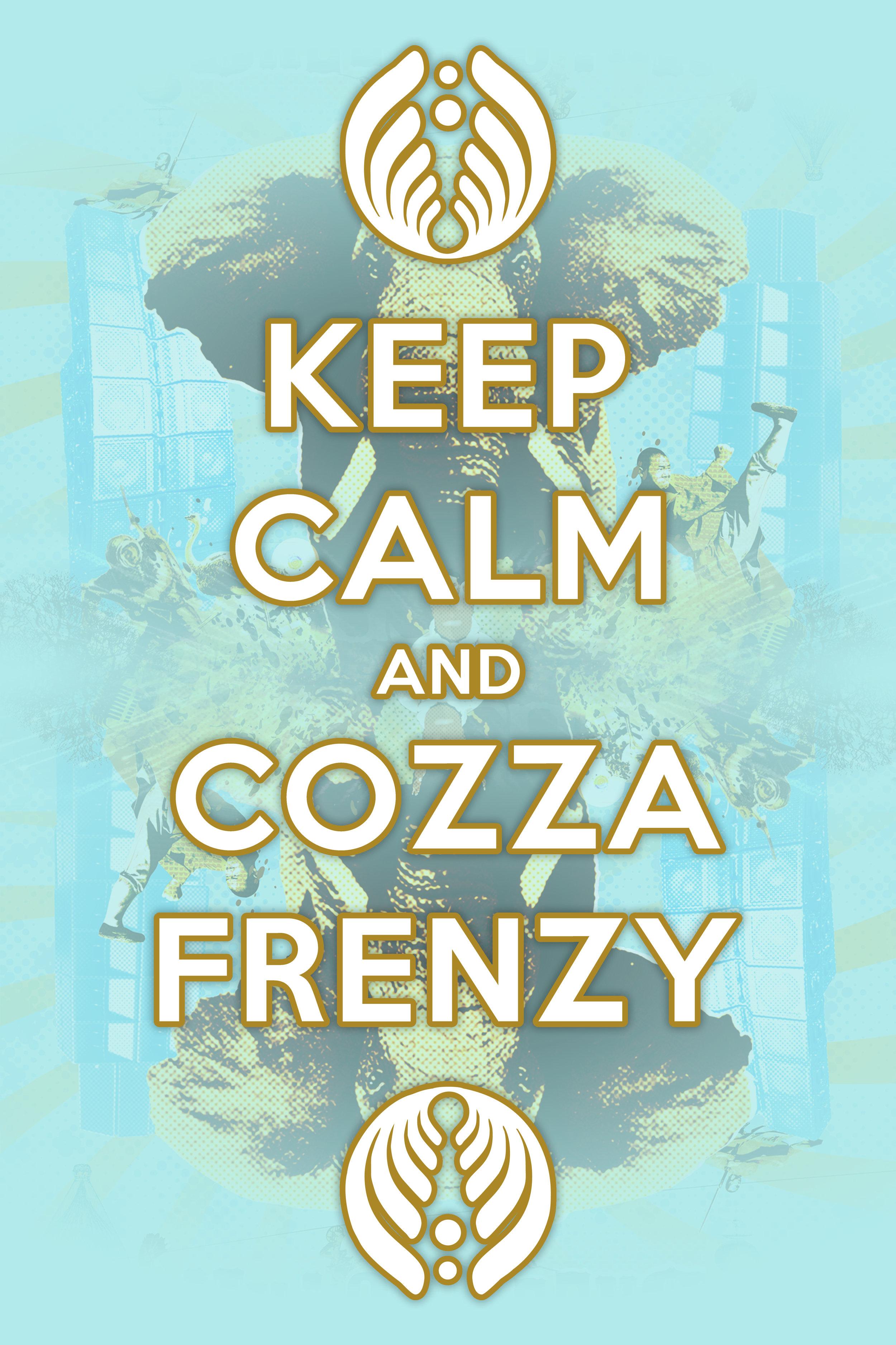 Bassnectar - Cozza Frenzy Poster