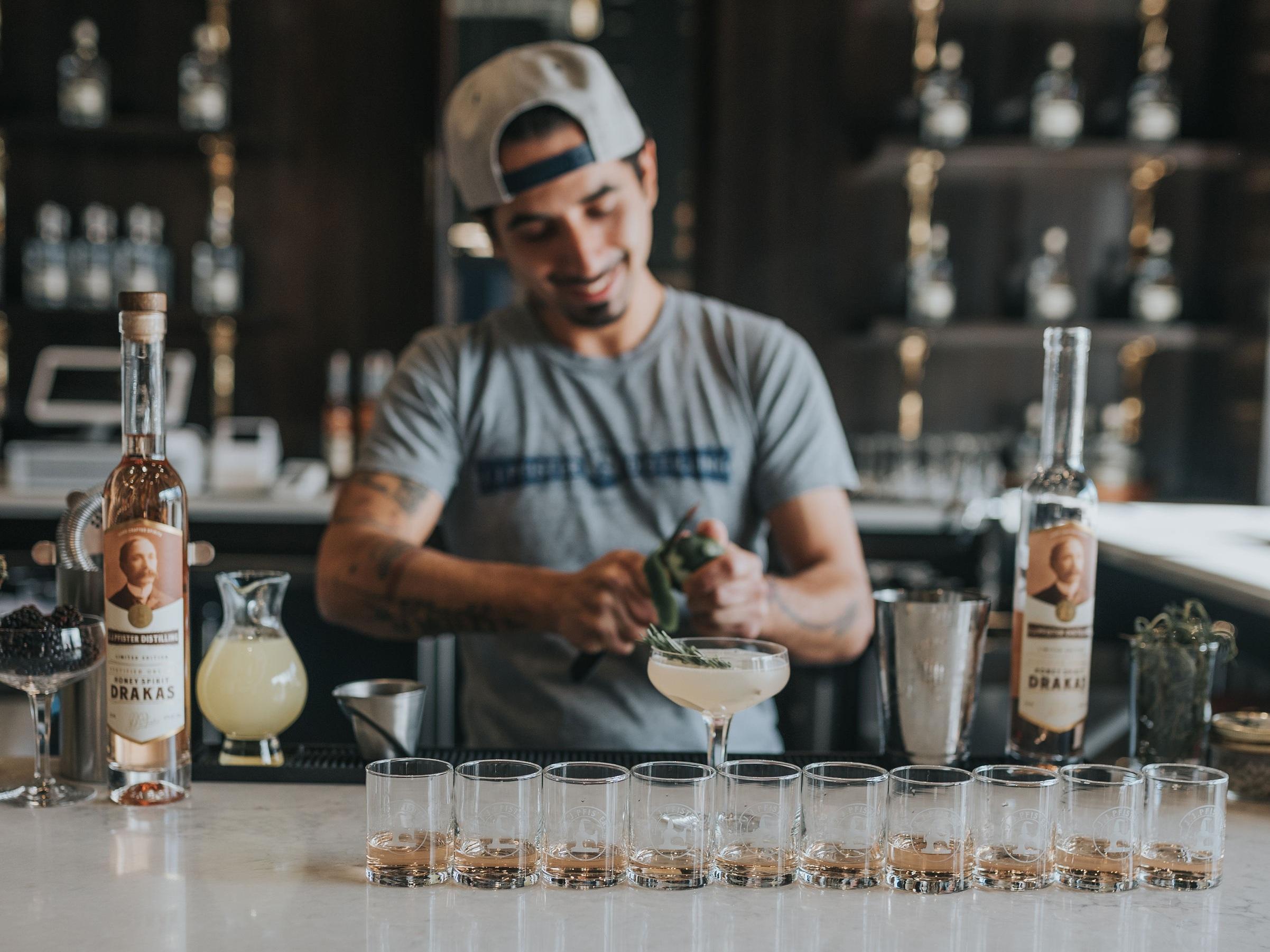 Organic Vodka and Gin Distillery in Rancho Cordova, CA