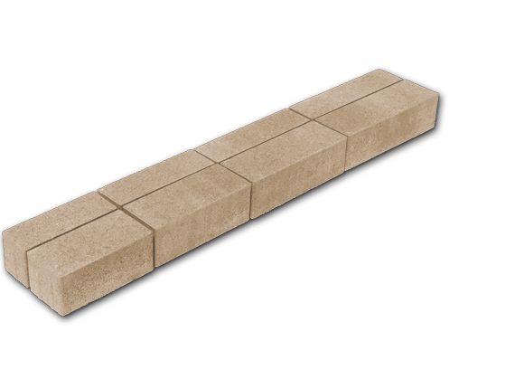 Plank, long narrow pavers