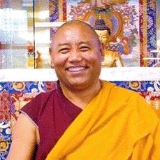 VEN. KHENCHEN KONCHOG GYALTSEN RINPOCHE - Khenchen Rinpoche came to the West in the early 1980's to found the Tibetan Meditation Center in Washington, D.C.