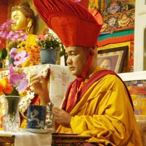DRUPON SAMTEN RINPOCHE - Drikung Kyobpa Choling was founded in 1996 by Drupon Samten Rinpoche, under the guidance of His Holiness Drikung Kyabgon Chetsang.
